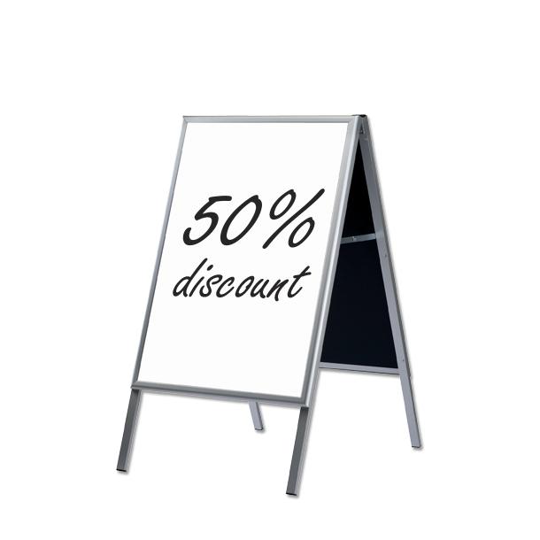 A-Board m/whiteboard