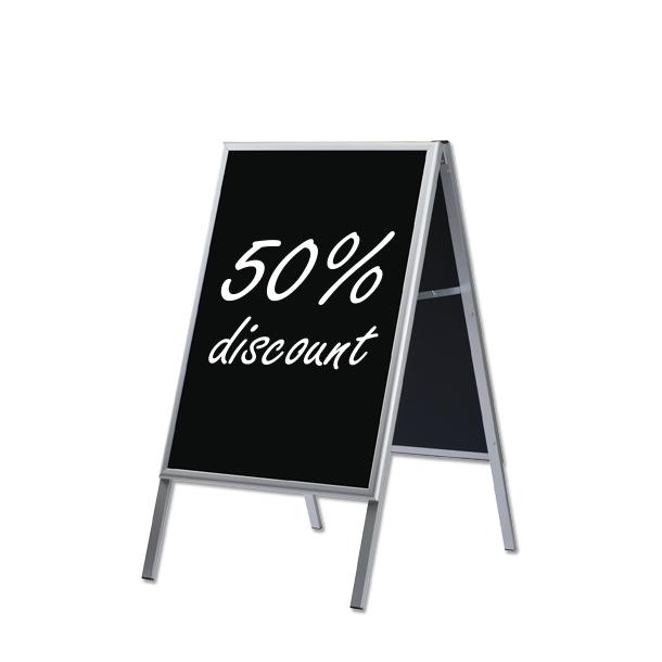 A-Board m/blackboard
