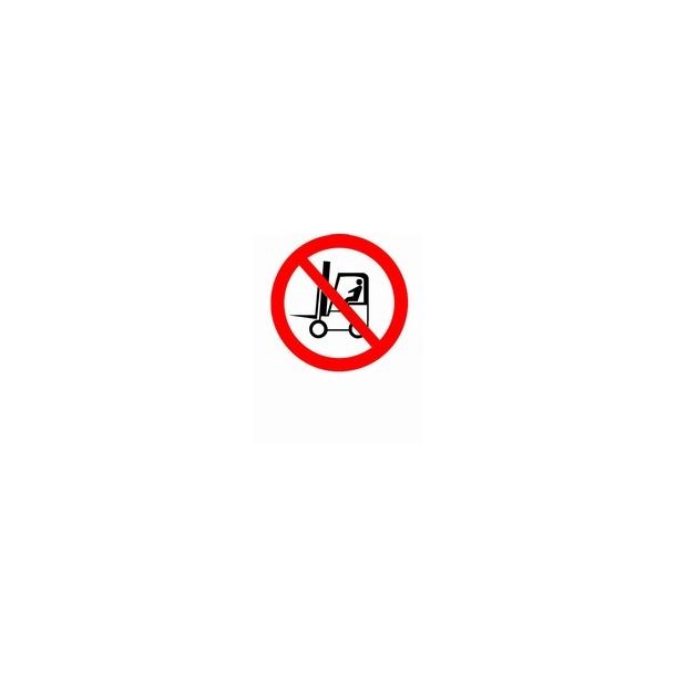Truck kørsel ikke tilladt