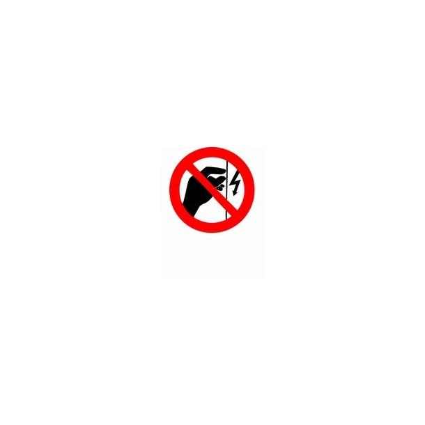 Berøring forbudt installation under spænding